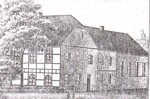 Das Schützenhaus-1787 in der Schützenstraße