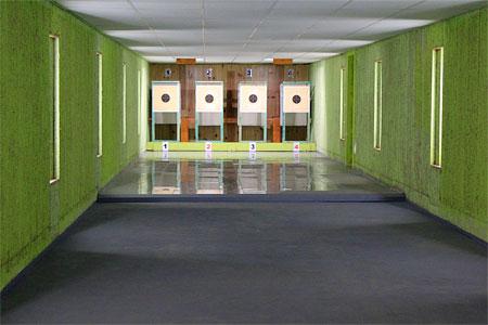 25 m Raumschießanlage
